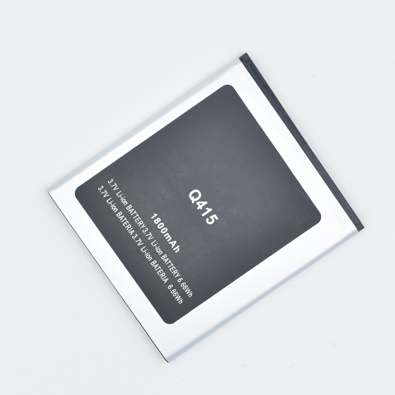 Hekiy 1pcs Original 1800mAh Battery For <font><b>Micromax</b></font> Q415 <font><b>Q</b></font> <font><b>415</b></font> Replacement Li-ion Phone Battery Batteria Charger Free Shipping image