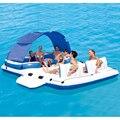 Плавательный бассейн надувная лодка плавающая для взрослых плавающий ряд летняя отдых водные игрушки и водяные насосы