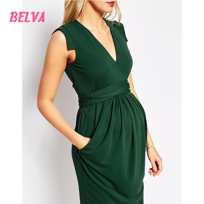 42945707502 Belva dress for pregnant pregnant decoration nursing dress breastfeeding  maternity party wear evening dress pregnant 618433