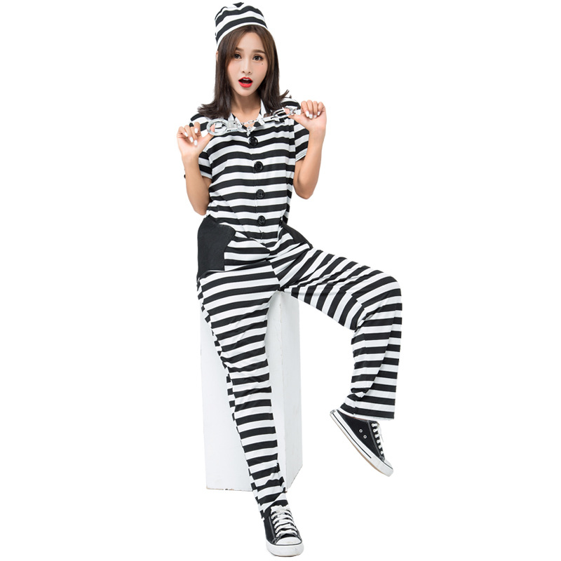 Woman miss behaved female prisoner adult costume fancy yourself a woman miss behaved female prisoner adult costume fancy yourself a bad girl on aliexpress alibaba group solutioingenieria Choice Image