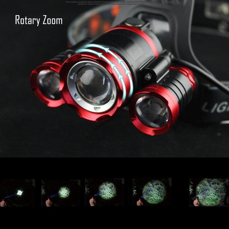 Faróis de Led caça farol Model Td004 : Led Headlight(no Sensor)
