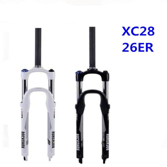 """RockShox XC28 Forcella 26 """"100mm Scossa evitare forcella della bici MTB 26er molla olio della forcella della bicicletta"""