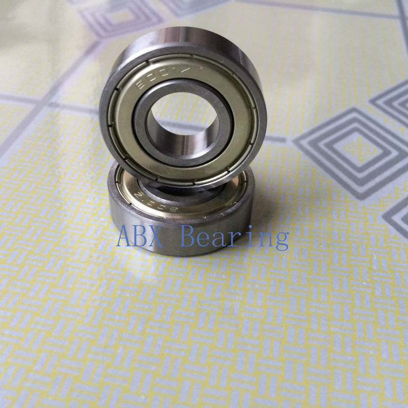 6001ZZ 6001Z 6001 deep groove ball bearing 12x28x8mm аксессуар bosch tcz 6001