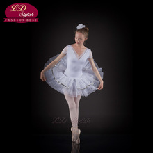Girl Princess Dress Adult Ballet Performance Grading Clothing Professional Skirt Fairy Stage Swan Lake LD0004I