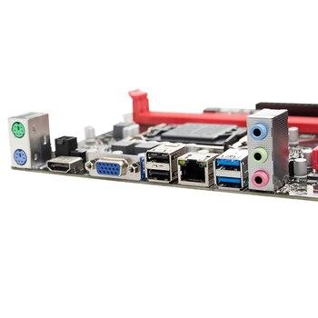 B75 desktop motherboard USB2 0 USB3 0 Intel B75 Desktop Used LGA1155