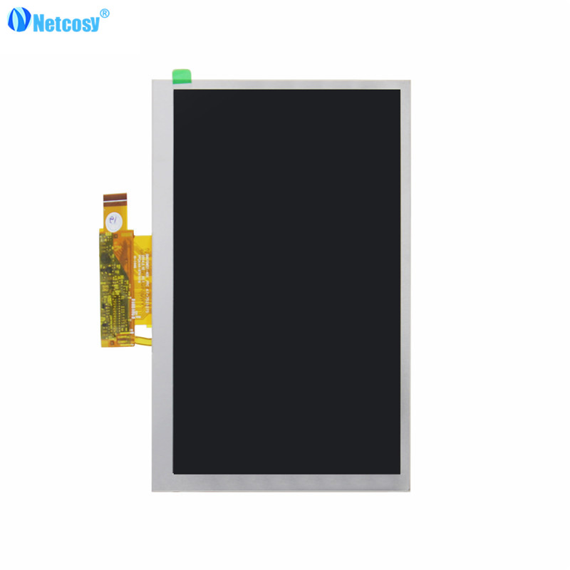 Netcosy For Lenovo A3300 7inch LCD Replacement For Lenovo A3300 LCD Display Panel Screen Monitor Moudle 6 lcd display screen for onyx boox albatros lcd display screen e book ebook reader replacement