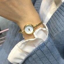 Модные женские туфли часы-браслет Роскошные Лидирующий бренд Нержавеющаясталь цвета: золотистый, серебристый женские наручные женские часы кварцевые часы подарок часов