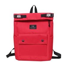 купить Fashion Women Men Backpack Travel High Quality Oxford Backpacks for Teenage Girls Female School Shoulder Bags Bagpack mochila по цене 1208.39 рублей