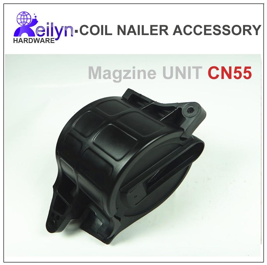 Nailer Parts Magzine Unit for CN55 spare parts for Coil Nailers CN55 Nail Gun Parts/Accessories цена и фото