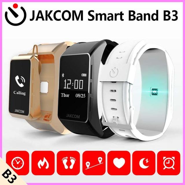 Jakcom B3 Banda Inteligente Novo Produto De Pulseiras Como Coração e taxa de pressão arterial relógio corações para xiaomi miband 2 mi