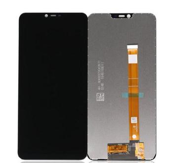 OPPO AX5 LCD Touch Screen Digitizer Spare Parts replacement + TOOLS