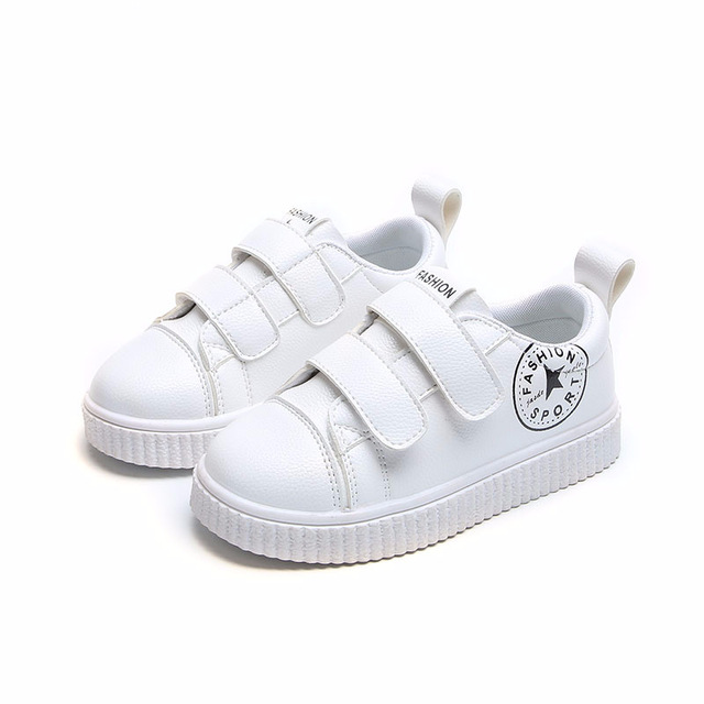 2018 Patch fashionable first walkers baby rubber cool Lovely cool shoes girls boys All season breathable sneakers baby shoes