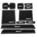 16pcs/lot case for Suzuki Swift 2005-14 10pcs/set car interior accessories car mat Free Shipping