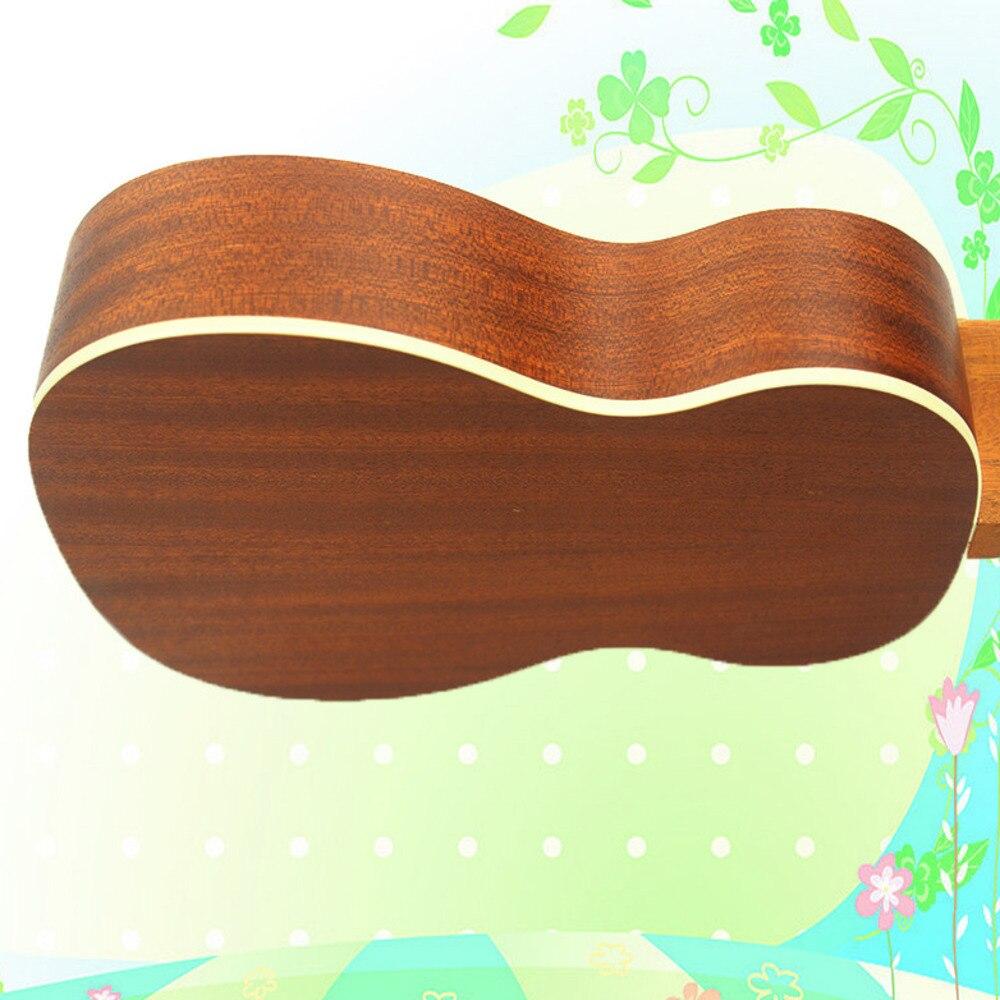 21 Inch Vier String Carving Zand Billy Uicker In Kleine Gitaar school - School en educatieve benodigdheden - Foto 2