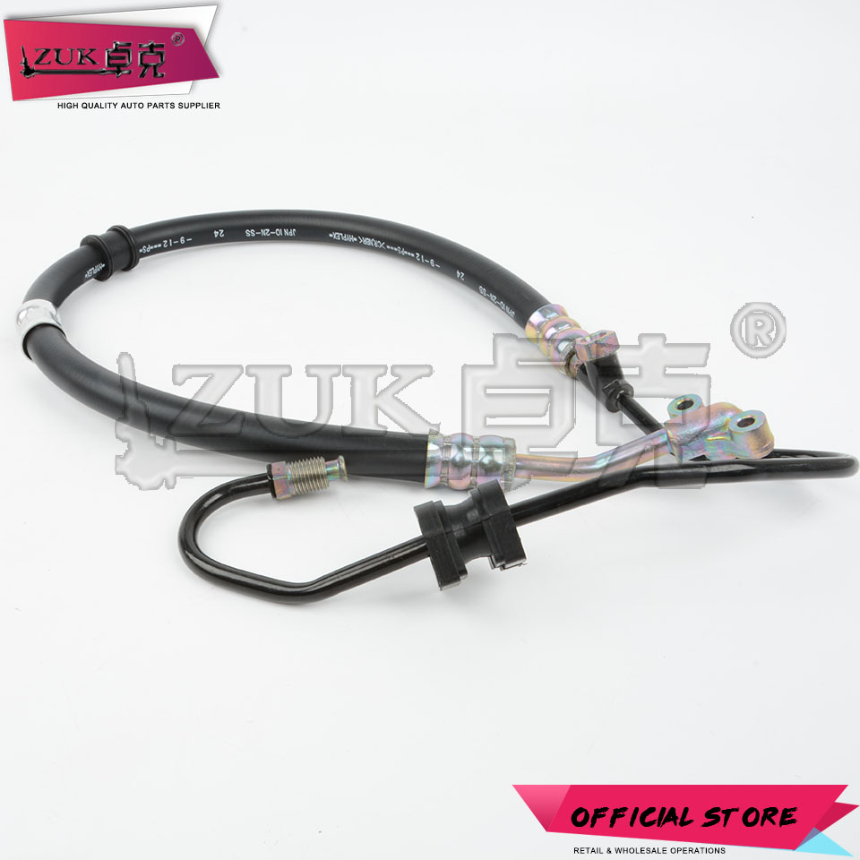 For Acura TL Honda Accord Power Steering Return Hose Rack to Tube 53734 S87 A01