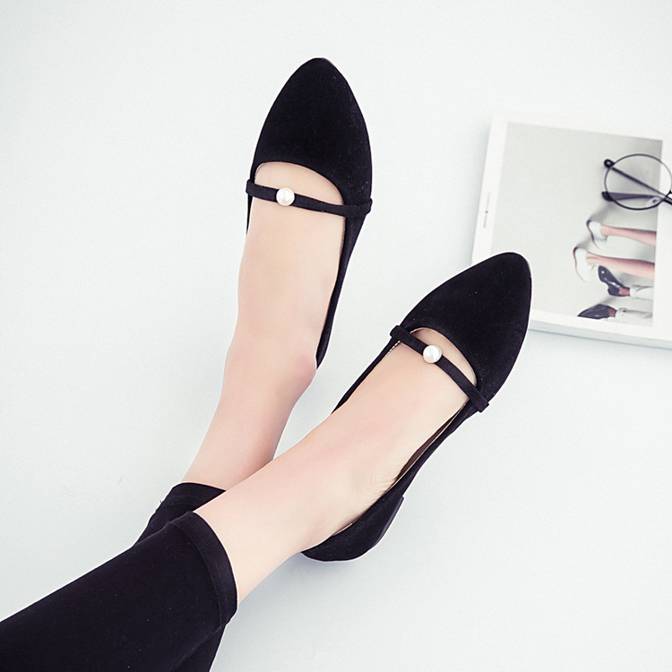 Spring Summer Ladies Shoes Ballet Flats Women Flat Shoes Woman Ballerinas Black Large Size 44 Casual Shoe Sapato Womens Loafe669 new 2015 fashion high quality lazy shoes women colorful flat shoes women s flats womens spring summer shoes size eu35 40wsh488