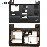 New Original For Lenovo ThinkPad E130 E135 E145 Bottom Base Cover Palmrest KB Bezel Upper Case without Touchpad 00JT244 00JT26