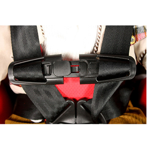 Image 2 - Hohe qualität Auto Baby Sicherheit Sitz Strap Gürtel Harness Brust Kind Clip Sicher Schnalle 1pc