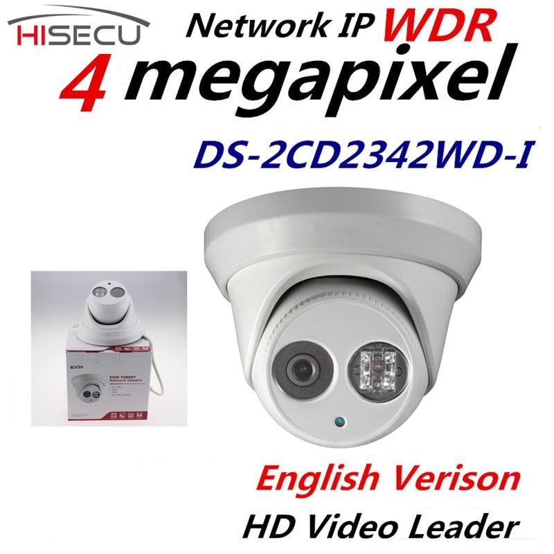 New English Version IP Camera 4 0 megapixel V5 3 3 Multi Language IR Dome Camera
