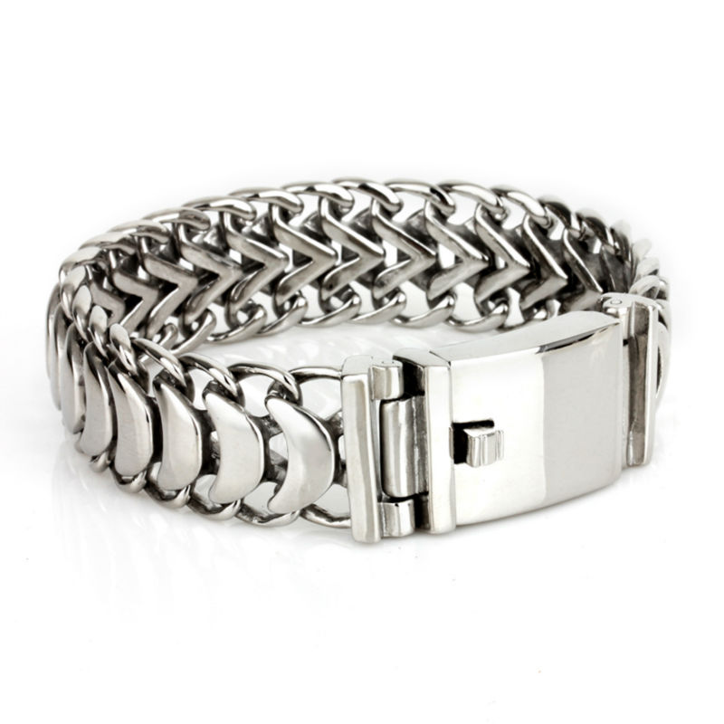 купить special day best gift Titanium jewelry fashion charm male bracelets men по цене 2884.45 рублей