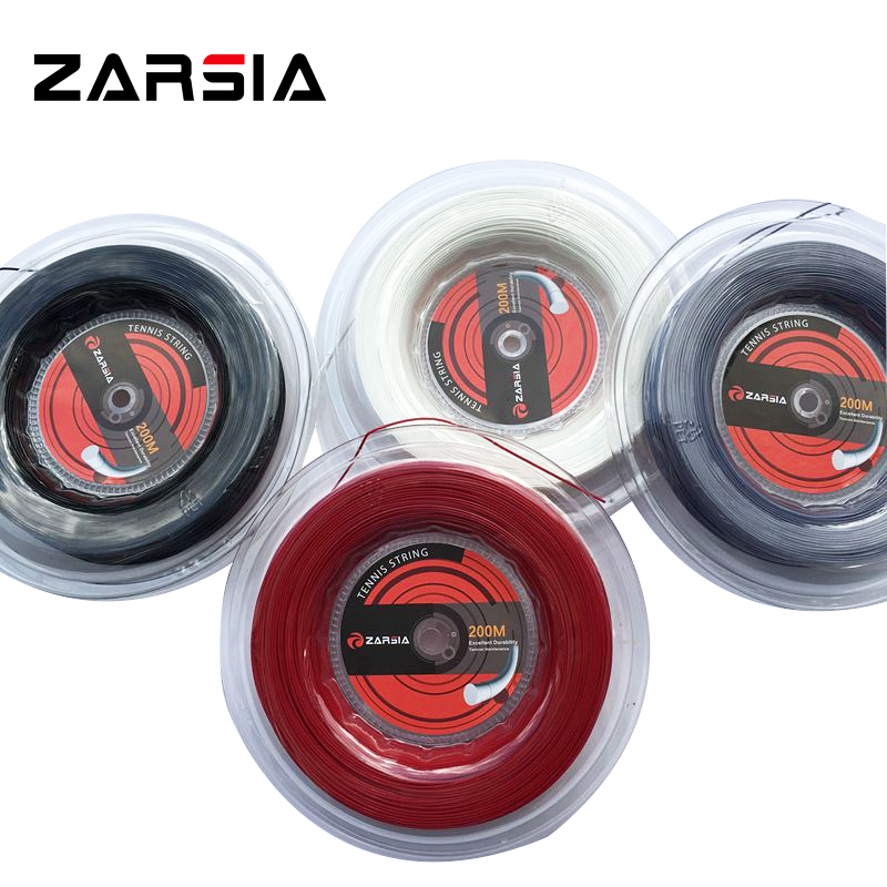 ZARSIA ZA 88 Topspin Tennis Racket String Tennis Racquet hexagon Strings 1 23MM 200M big banger