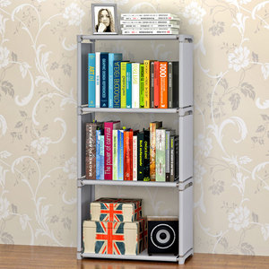 Image 3 - GIANTEX מדף ספרים אחסון לגנוז עבור ספרי ילדי ספר כוננית מדפים לבית ריהוט Boekenkast Librero estanteria kitaplik