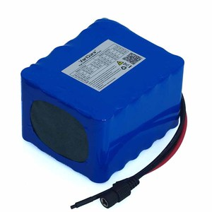 Image 5 - Batería de litio de 24V, 10Ah, 6S5P, 18650 V, 25,2 mAh, bicicleta eléctrica, ciclomotor, paquete de batería de iones de litio + cargador de 1A