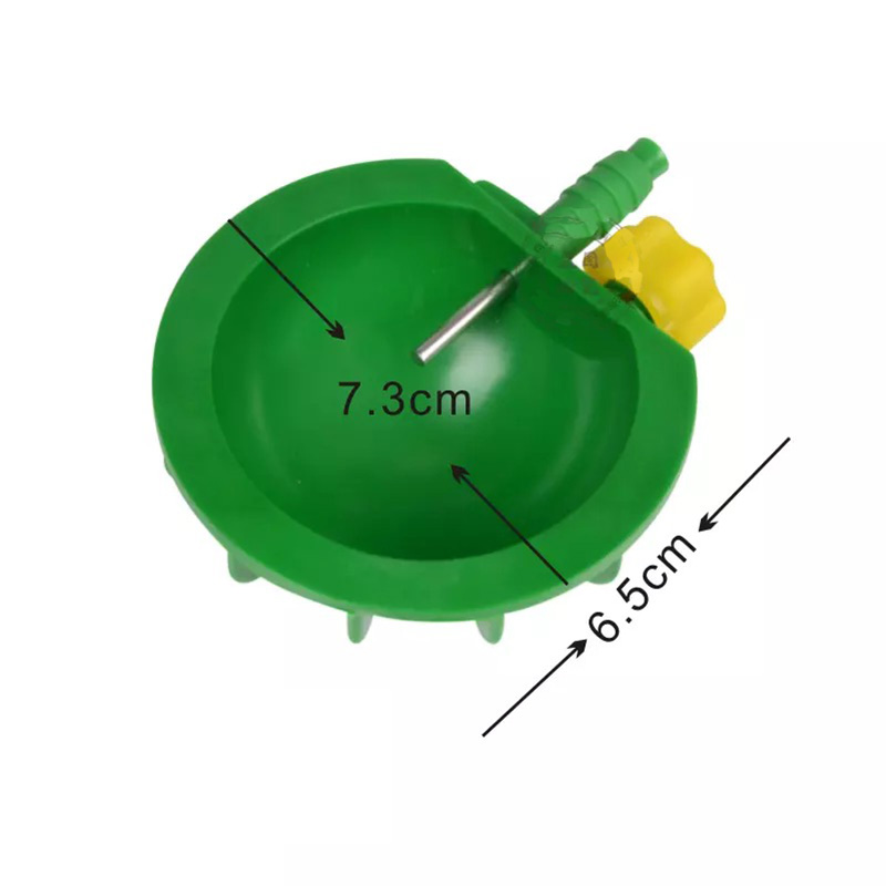 Rabbit Nipple Water Drinker Poultry Feeder Tools Automatic Nipple Feeder Water Drinking Trough Waterer For House