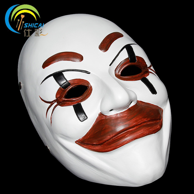 Who Am I To Movie Theme Mask Mask Dance Party Decoration Wedding