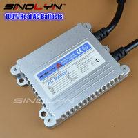 Car Styling 12V 35W HID Xenon Headlight Slim 100 Real High Quality AC Ballast Reactor