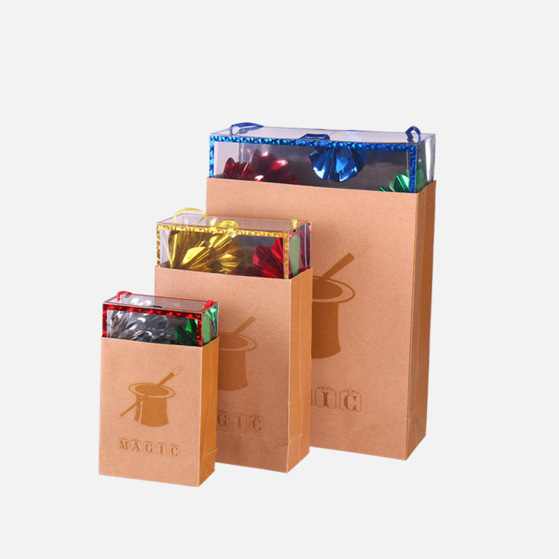 The Flower Box Production Dream Bag Magic Tricks Close Up Easy Magic Accessories Mid One