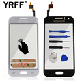 Front Digitizer Glass Display Touch Screen Frame For Samsung Galaxy J1 J100 J100F J100H Touch Panel Accessories Flex Cable +Tool
