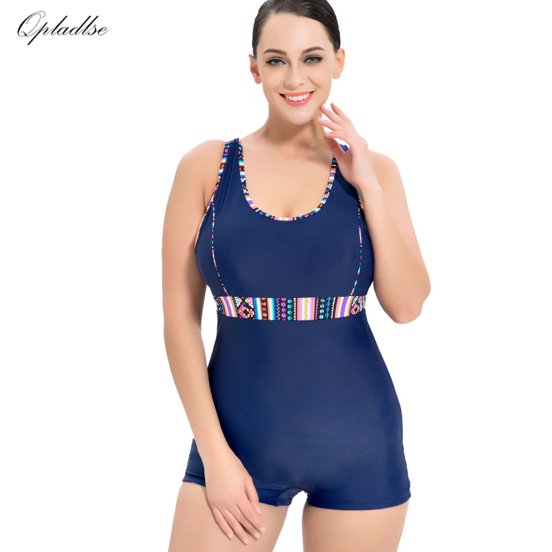 One Piece Swimsuit Female Plus Size Swimwear Bather Sexy Bodysuit Large Swimming Suit For Women May Beach Monokini Indoor Suits swimming suit for women sexy one piece swim suits may beach girls plus size swimwear 2017 new korean push up d 16117 mayo maio