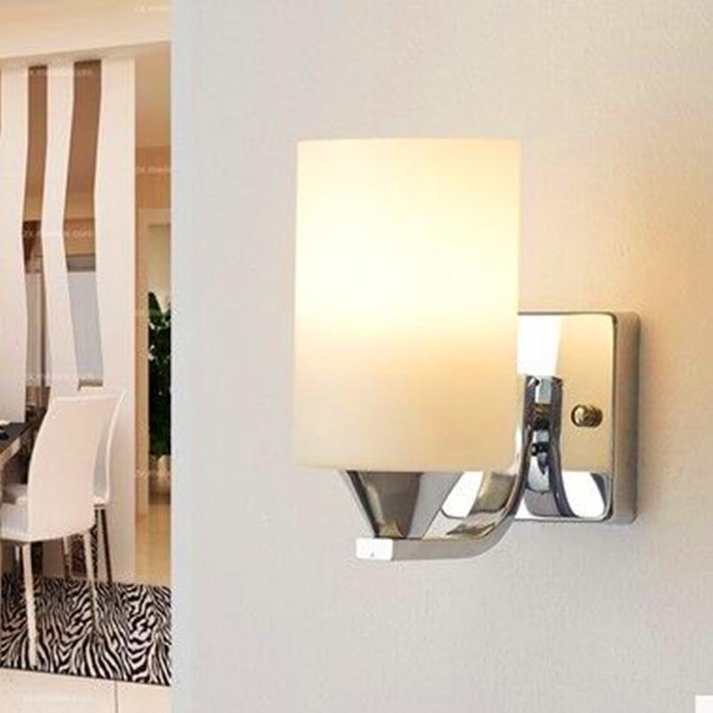 Fashin E27 Base Wall Lamp Indoor Sconce Living Room Corridor Fixtures Lighting