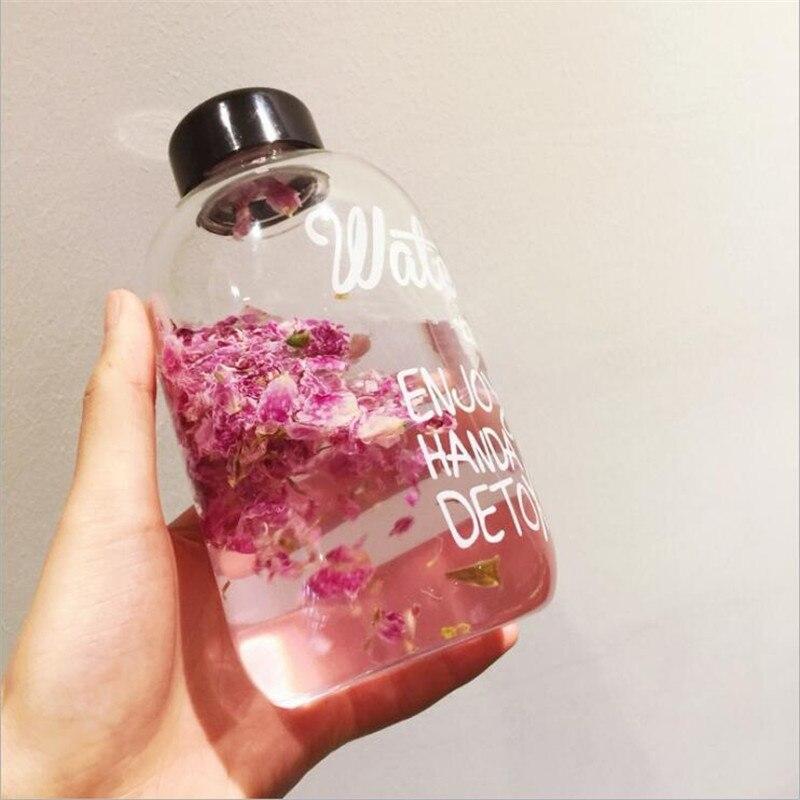 New Xmas Gift My Water Bottle plastic Fruit infusion bottle Infuser Drink Outdoor Sports Juice lemon Portable Kettle