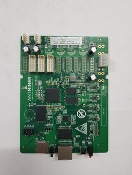 Antminer S9 danych płytki drukowanej S9 płyta sterowania dla ANTMINER S9 S9i S9j 14 5T 14T 13 5T 13T 12 5T 12T 11 89T R4 koparka bitcoinów tanie i dobre opinie YUNHUI 10 100 mbps Antminer S9 control board 0 1kg