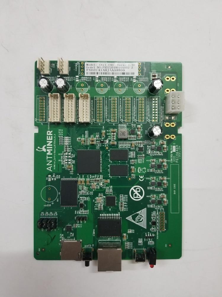 Antminer S9 Data circuit board, S9 control board For ANTMINER S9 14T 13.5T 13T 12.5T 12T 11.89T Bitcoin miner ...