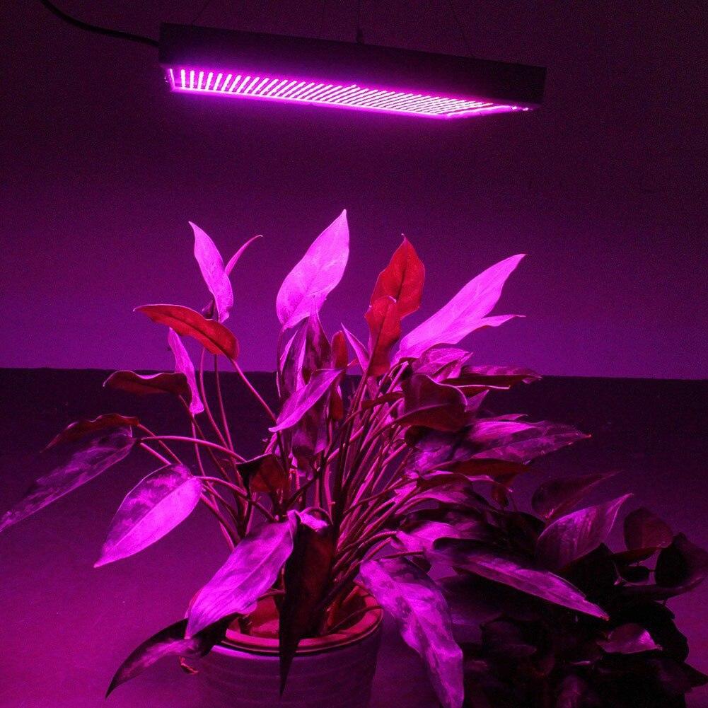 120W UV LED Plant Growing Lamp Bulb Greenhouse Indoor Plants Grow Lights for Hydroponics Flowers Vegetables US/UK/AU/EU Plug
