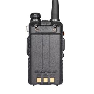 Image 3 - BAOFENG UV 5R Walkie Talkie VHF UHF Dual Band Handheld Two Way Radio pofung uv5r Walkie talkie Radio 5R Communication Equipment