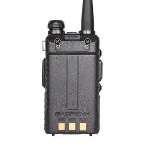 Image 3 - BAOFENG UV 5R talkie walkie VHF UHF double bande portable Radio bidirectionnelle pofung uv5r talkie walkie Radio 5R équipement de Communication