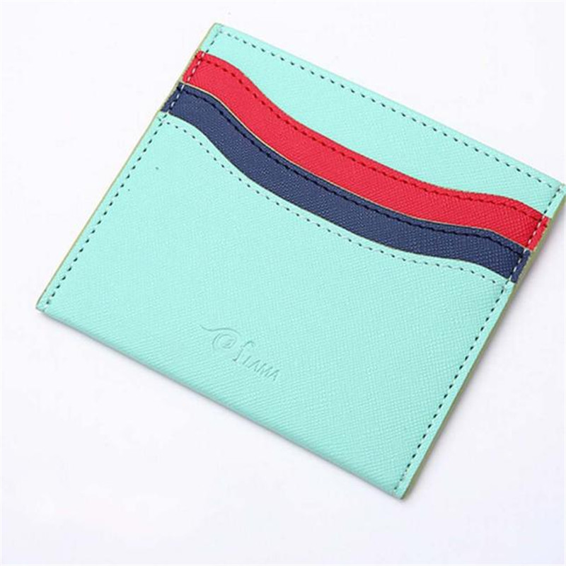 OCARDIAN Bus Door Badge Bank ID Daily Credit Card Holder Women Men Wallet Case Auto Document For Driver Of Car A 20