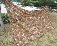 8x13ft Autumn Leaves Camo Netting Camouflage Net cover Sun Shelter for Camping hunting home decoration