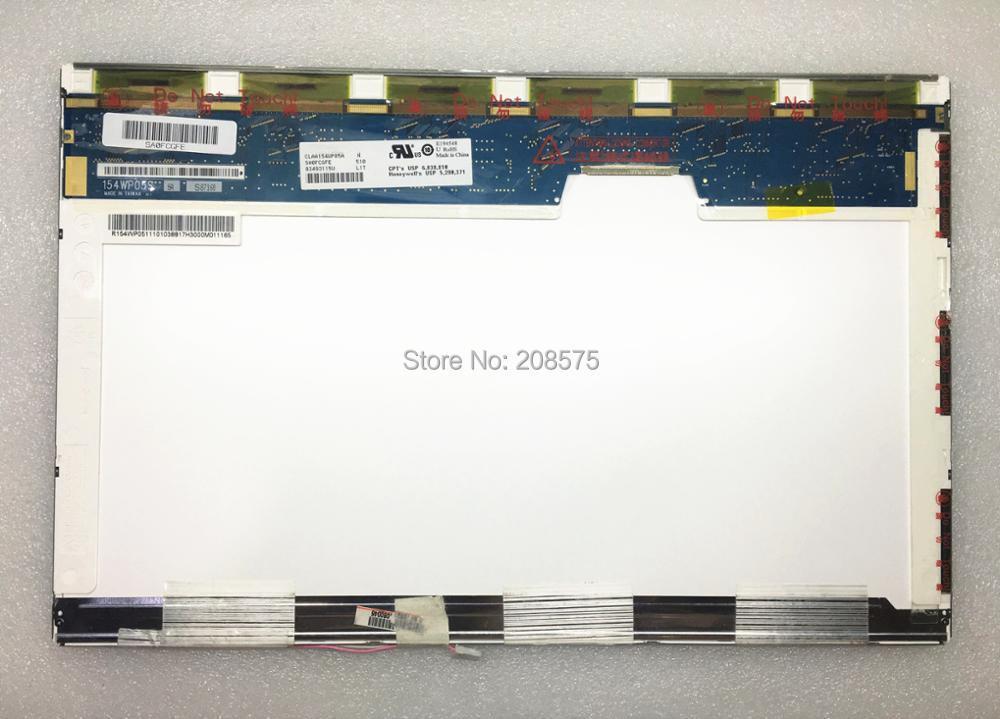 Free Shipping CLAA154WP05A N154C1-L02 N154C2-L01 N154C3-L01 B154PW01 V.1 B154PW02 V.3 15 ...