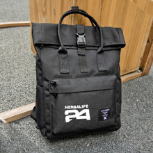 herbalife 24K Sports Backpack Herbalife Laptop Bag Motorcycle Summer 24 Mountain Bike(China)