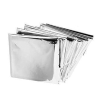 Hot Emergency Mylar Thermal Blankets 20pcs