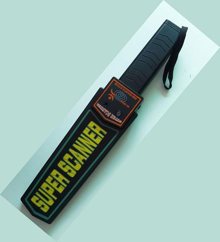 TANIO Poręczny ręczny wykrywacz metali Profesjonalny skaner o - Przyrządy pomiarowe - Zdjęcie 3