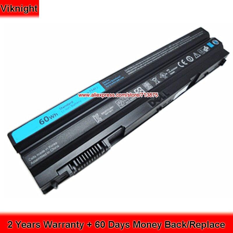 11.1 v 60WH Véritable T54FJ NHXVW Batterie D'ordinateur Portable pour Dell Latitude E6430 E6420 E6520 E5420 E5430 E5530 8858X M5Y0X HCJWT PRRRF KJ32