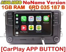 "Carplay Noname RCD330 330G Plus 6,5 ""MIB Radio APP Für VW Golf 5 6 Jetta CC Tiguan Passat Polo 6RD 035 187 B 6RD035187B"