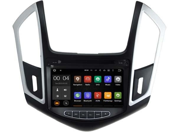 Android 7.1.1 2 GB ram voiture dvd lecteur Audio POUR CHEVROLET CRUZE 2013 2014 2015 gps Multimédia tête dispositif unité récepteur BT WIFI