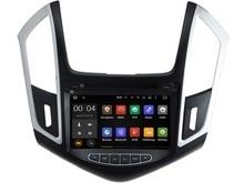 Lecteur Audio dvd de voiture Android 8.1.0 2 GB ram pour CHEVROLET CRUZE 2013 2014 2015 gps unité de tête multimédia récepteur BT WIFI